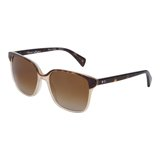 Oak And Gold Hindley Sunglasses