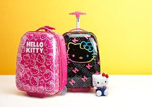 Hello Kitty Luggage & Accessories
