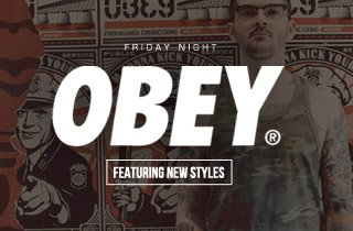 Special Guest: Obey