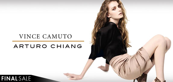 Vince Camuto & Arturo Chiang