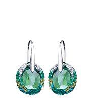 Hyacinth Pierced Earrings
