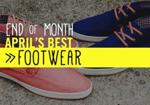 Shop Best of the Month: Footwear