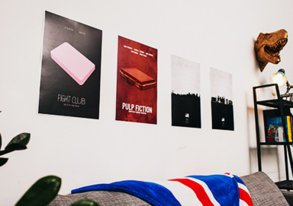 Shop Pin 'Em Up: Best-Selling Posters