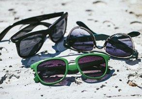 Shop AJ Morgan Clear & Colorful Shades