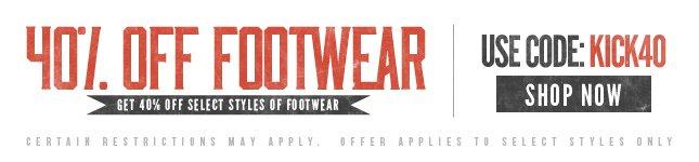 Karmaloop Footwear Sale
