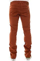 The Gripper Twill Pants in Rust