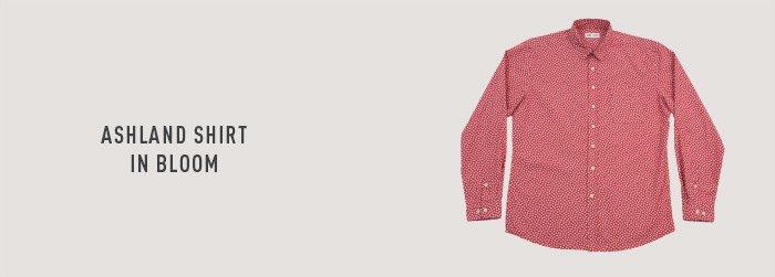 Ashland Shirt In Bloom