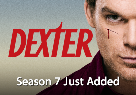 Dexter - Season 7 Just Added