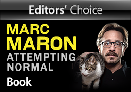 Editors' Choice: Attempting Normal by Marc Maron - Book