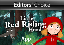 Editors' Choice: Little Red Riding Hood - Book
