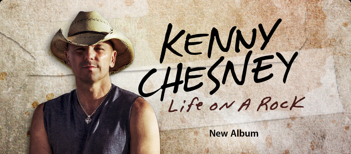 Kenny Chesney - New Album