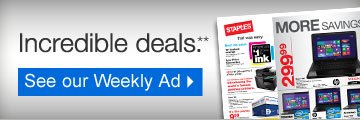 Incredible deals.** See our Weekly Ad.