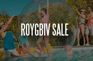 Roy G. Biv Sale
