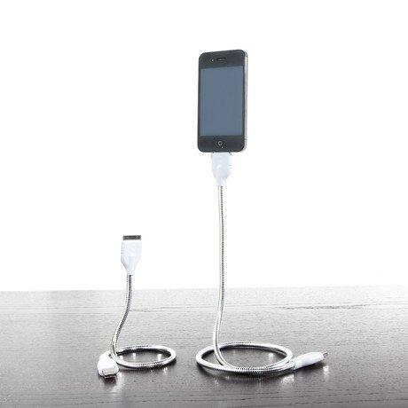 Une Bobine + Petite Bobine // iPhone 4/4S (iPhone 5 w/ Adapter)