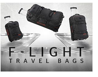 F-Light Travel Bags