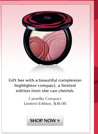 Camellia Compact Limited Edition