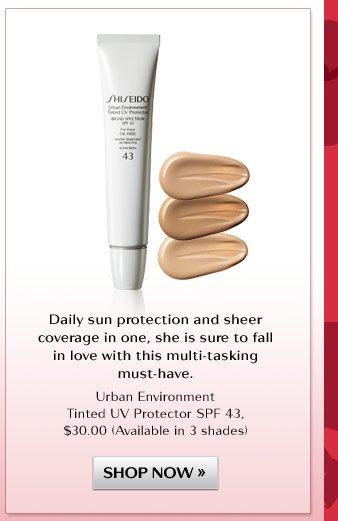 Urban Environment Tinted UV Protector SPF 43