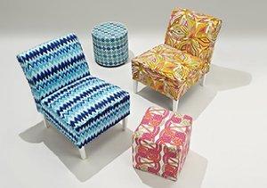 Color Crush: Julie Brown Indoor/Outdoor Furniture