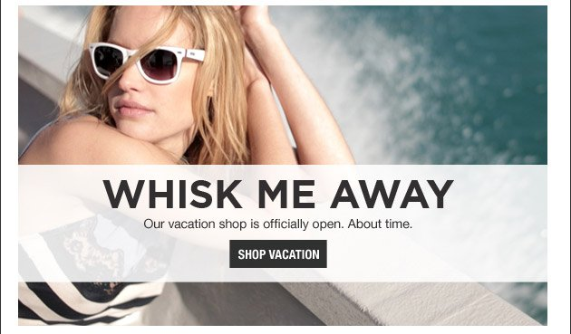 Shop Vacation