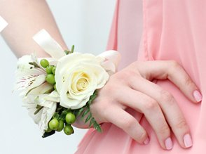 Forget the Florist-Craft Your own Corsage!