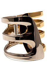 The Mixed Metal Cuff