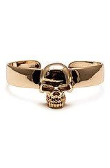 The Metal Cuff Bracelet in Gold