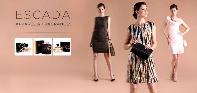 Escada Women's Apparel & Fragrances