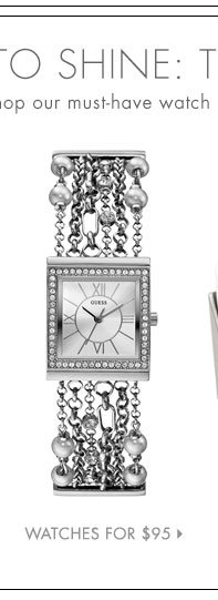 Watches for $95