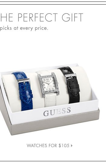 Watches for $105