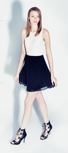 Shop Albee Dress