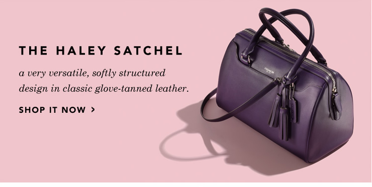 haley satchel