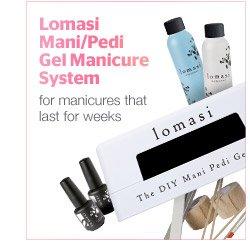 Lomasi Gel Manicure