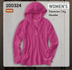 Women's Traverse City Hoodie