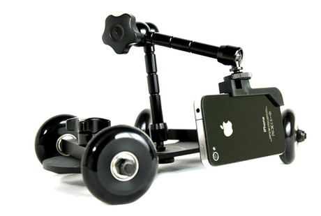 Revolve Camera Dolly & Accessories