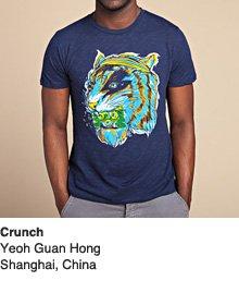 Crunch - Design by Yeoh Guan Hong / Shanghai, China