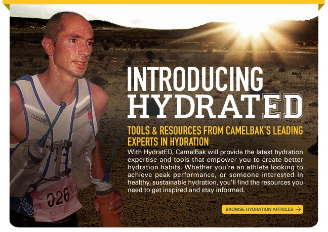 Browse hydration articles