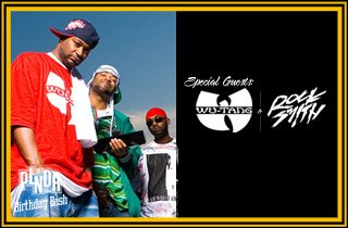 Special Guest: Rocksmith & WuTang