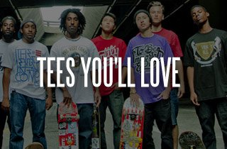Tees You'll Love