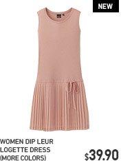 LEUR LOGETTE DRESS