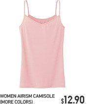 WOMEN AIRISM CAMISOLE