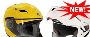 NEW! Xelement Modular and 2-N-1 Helmets