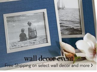 WALL DECOR EVENT - Free Shipping on select wall decor and more