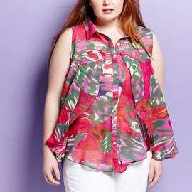 Fresh Fashions: Plus-Size Apparel