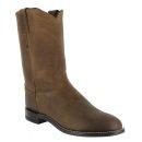 Justin Men's Bay Apache Roper Western Boots