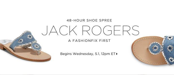 Jack Rogers…Shop Now