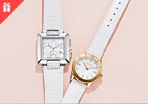 Versace: Luxury Watches for Mom