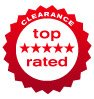 CLEARANCE top rated