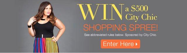 Win a City Chic Shopping Spree