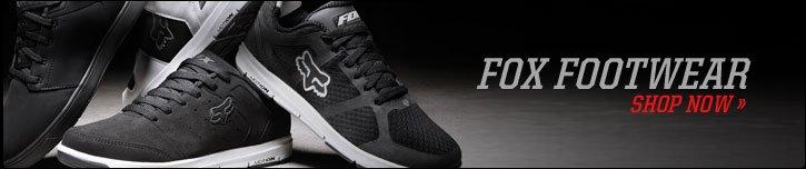 Shop All Fox Footwear