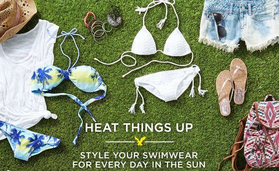 Heat Things Up | Style Your Swimwear For Every Day In The Sun